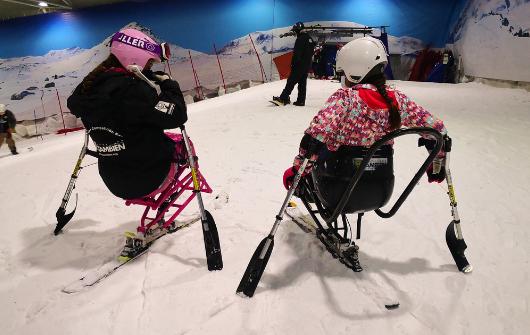 Clases adaptadas 1 hora esqui