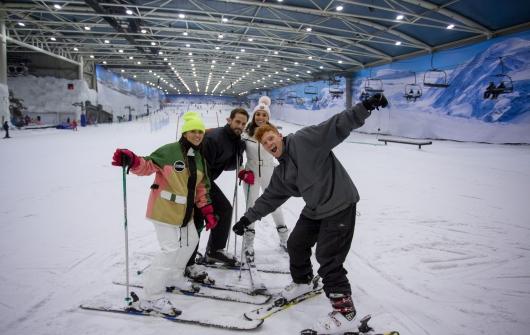 Aprende Ski